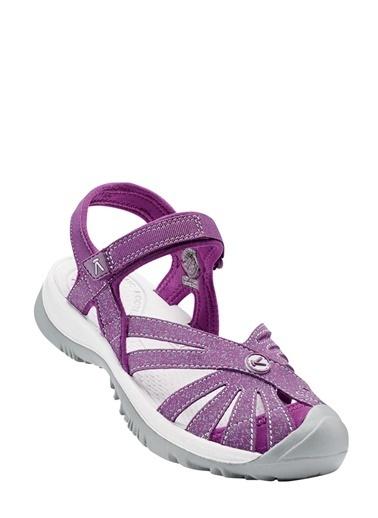 Keen Sandalet Bordo